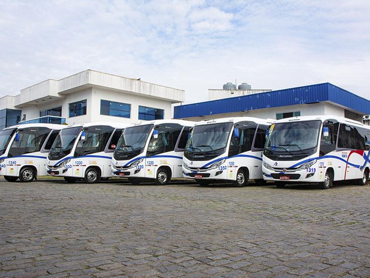 aluguel, fretamento e locação  de micro-ônibus na zona norte