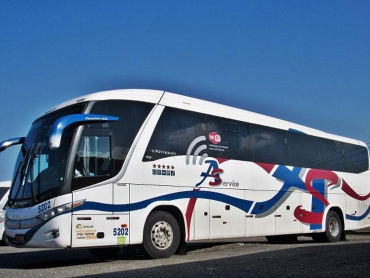 Aluguel, locação, fretamento de ônibus barato - 2