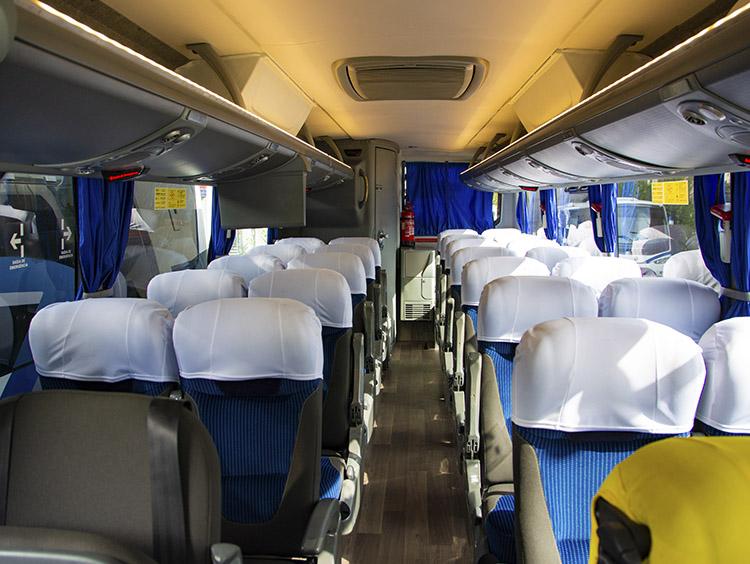 Fretamento de micro-ônibus - 2