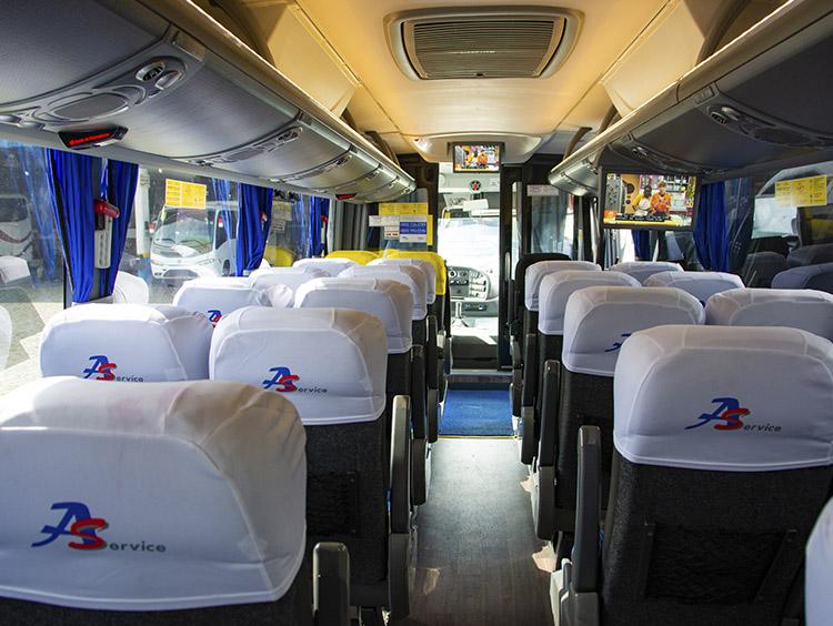Fretamento de micro-ônibus em SP - 2