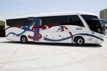 Locação, Aluguel e Fretamento de Ônibus - 2