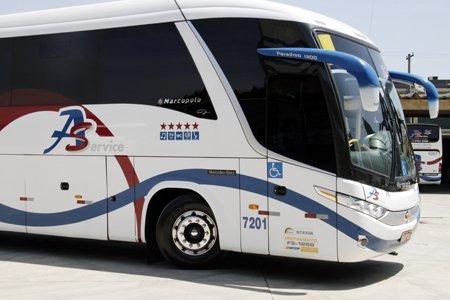 Locação, Aluguel e Fretamento de Ônibus - 3