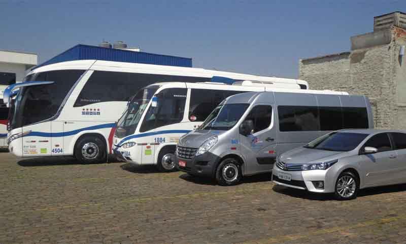 Locação, Aluguel e Fretamento de Ônibus - 1