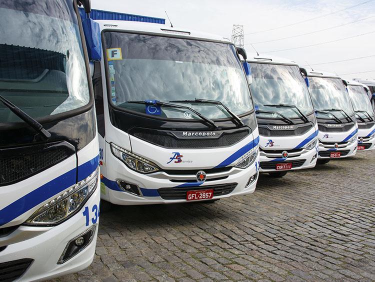 locação de micro-ônibus em SP