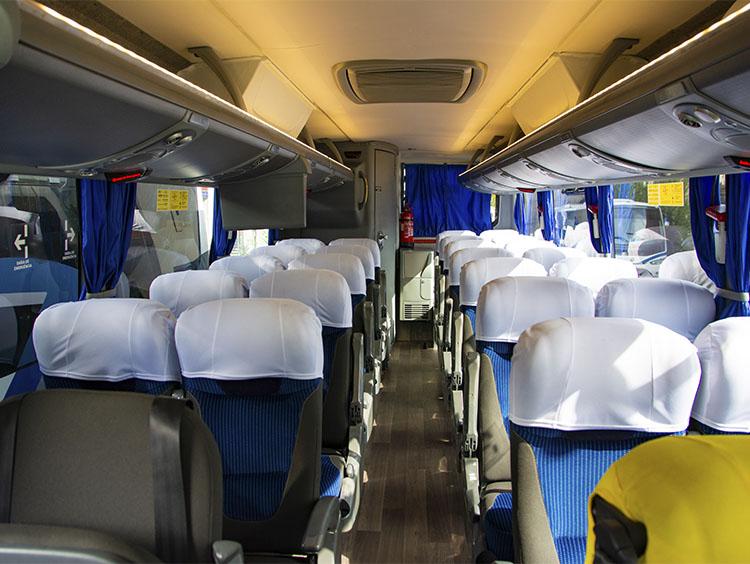 Locação de micro-ônibus em SP - 2