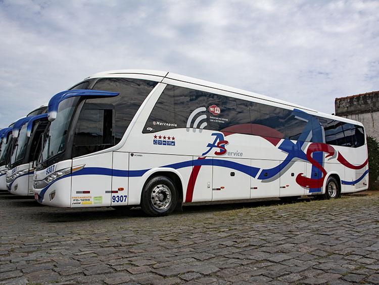 Locação de Ônibus em Alphaville - 2