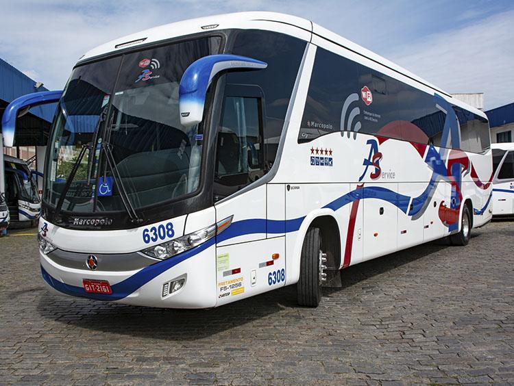 Locação de ônibus em Guarulhos - 2
